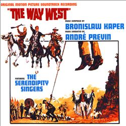 The Way West [Original Motion Picture Soundtrack]