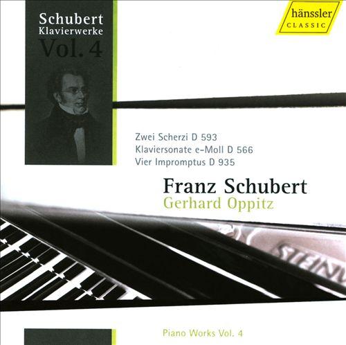 Schubert: Piano Works, Vol. 4
