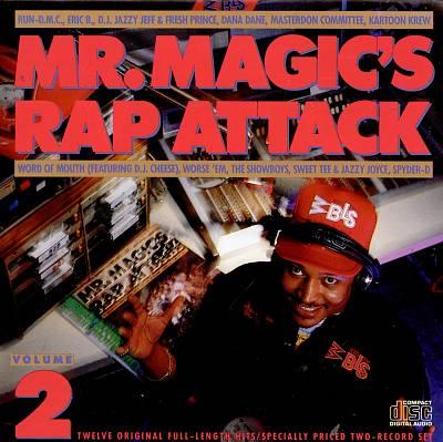 Mr. Magic's Rap Attack, Vol. 2