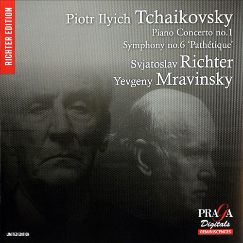 """Tchaikovsky: Piano Concerto No. 1; Symphony No. 6 """"Pathétique"""""""