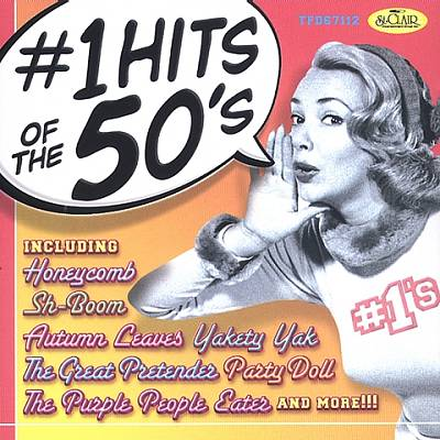 The 50's Decade: #1 Hits