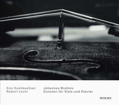 Johannes Brahms: Sonaten für Viola und Klavier