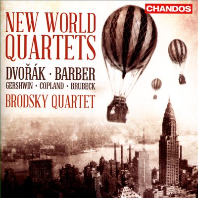 New World Quartets