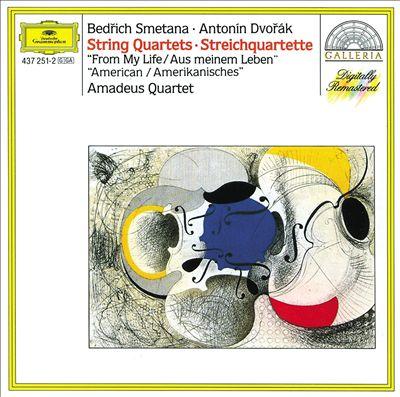 Bedrich Smetana, Antonin Dvorák: String Quartets