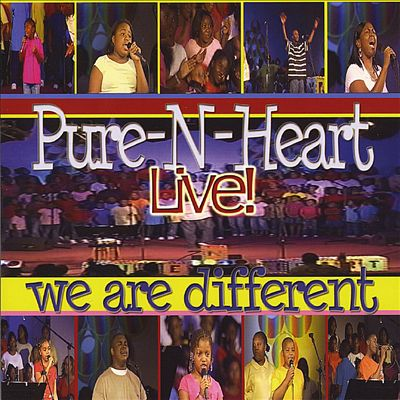Live! We Are Different