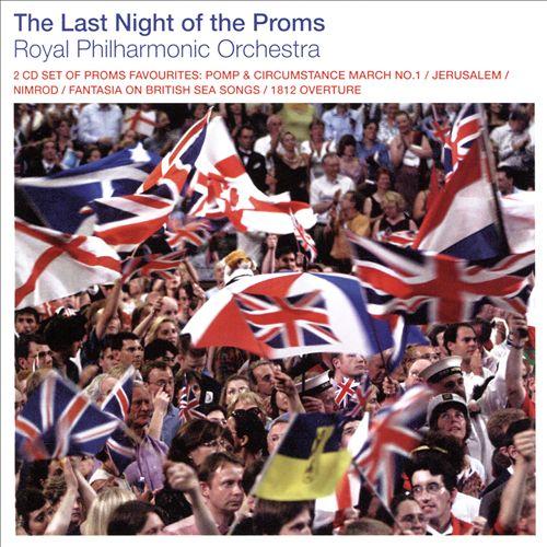 The Last Night of the Proms [EMI]