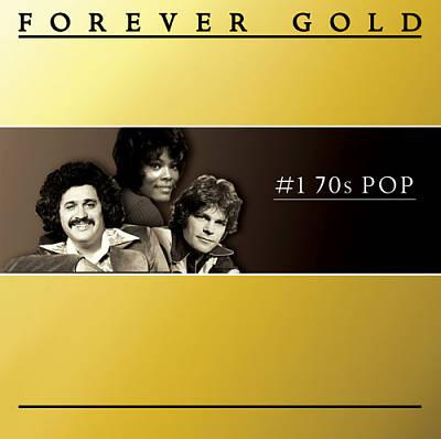 Forever Gold: Number 1, 70s Pop