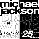 Black or White [UK Single]