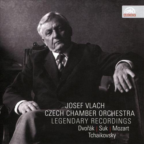Legendary Recordings: Dvorák, Suk, Mozart, Tchaikovsky