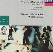 New Year's Day Concert