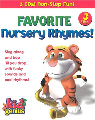 Favorite Nursery Rhymes [Box]