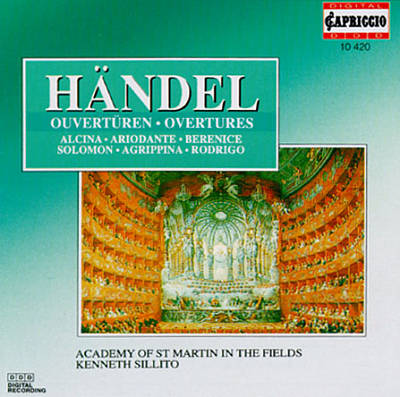 Händel: Overtures