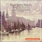 Franz Xaver Neruda: Cello Concertos Nos. 1-5