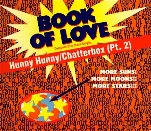 Hunny Hunny/Chatterbox [CD Single#2]
