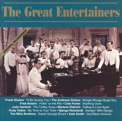 The Great Entertainers [#2]