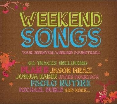Weekend Songs: The Autumn Collection