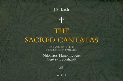 Bach: The Sacred Cantatas