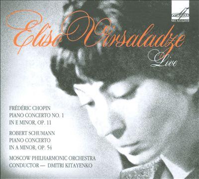 Eliso Virsaladze Live