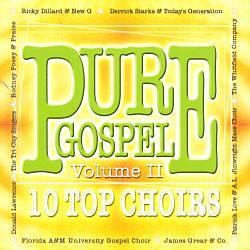 Pure Gospel: 10 Top Choirs, Vol. 2
