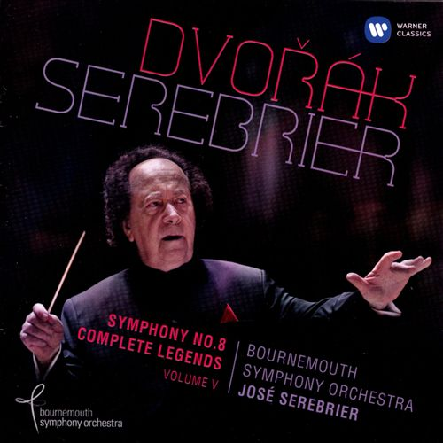 Dvorák: Symphony No. 8; Legends