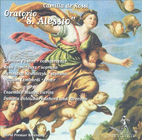 Camillo de Rossi: Oratorio