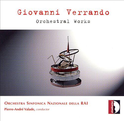 Giovanni Verrando: Orchestral Works