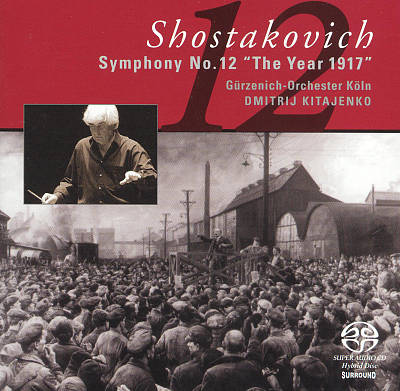 "Shostakovich: Symphony No. 12 ""The Year 1917"""