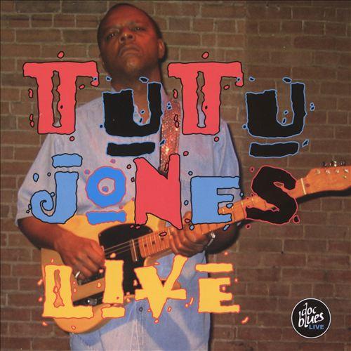 Tutu Jones Live