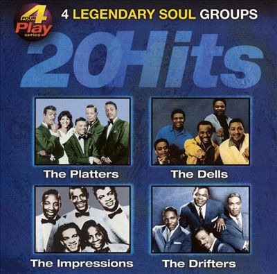 4 Legendary Soul Groups