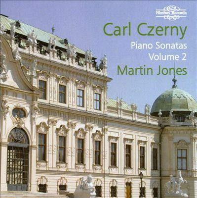 Carl Czerny: Piano Sonatas, Vol. 2