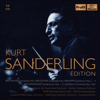 Kurt Sanderling Edition