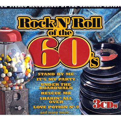 Rock N' Roll of the 60's