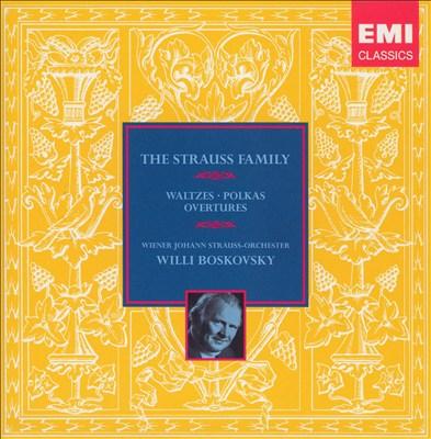 The Strauss Family [Box Set]