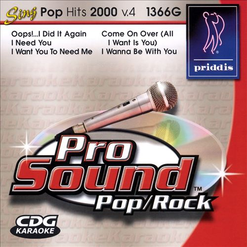 Sing Pop Hits 2000: Vol. 4