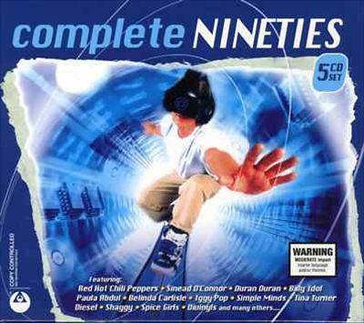 Complete Nineties [Australian Import]