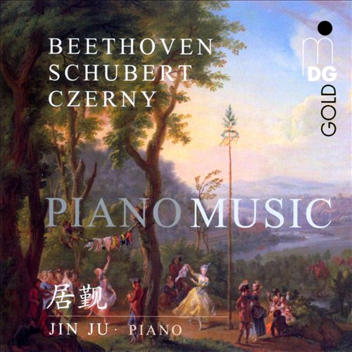 Beethoven, Schubert, Czerny: Piano Music