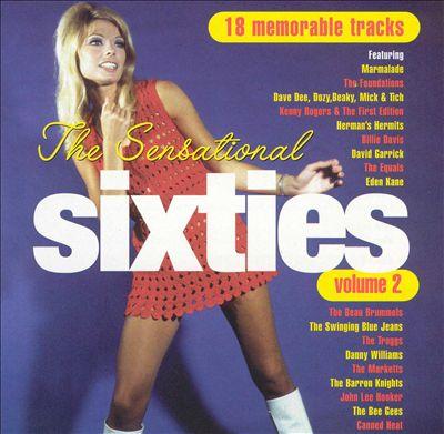 The Sensational 60's, Vol. 2 [Prestige]