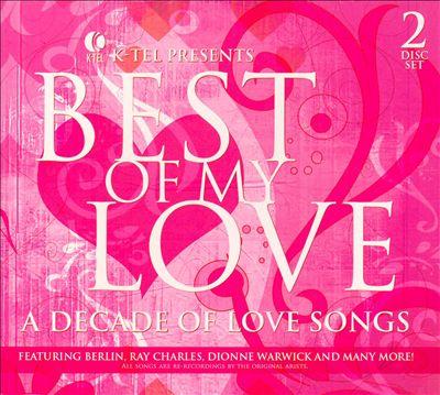 K-Tel Presents: Best of My Love