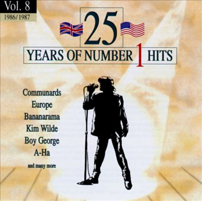 25 Years of Number 1 Hits, Vol. 8