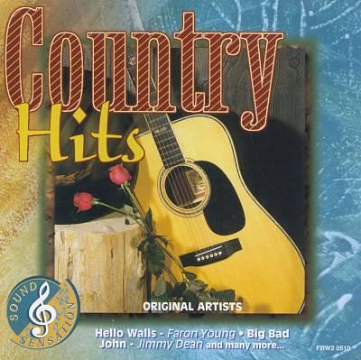 Sound & Sensation: Country Hits