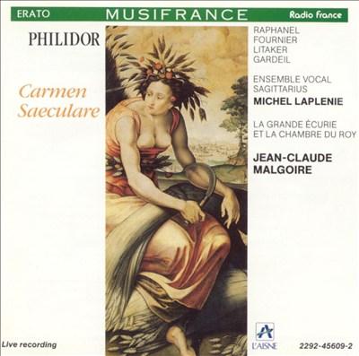 Philidor: Carmen Sæculare