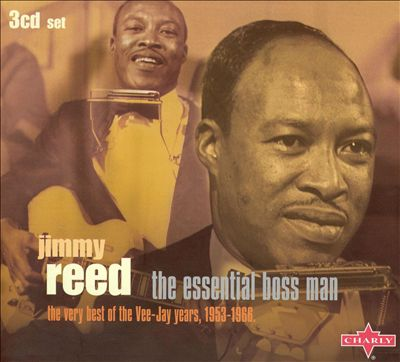 The Essential Boss Man: The Very Best of the Vee-Jay Years, 1953-1966