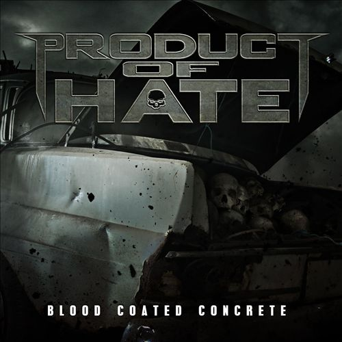 Blood Coated Concrete