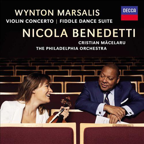 Wynton Marsalis: Violin Concerto; Fiddle Dance Suite
