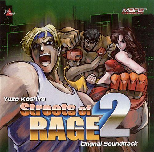 Streets of Rage 2 [Original Video Game Soundtrack]