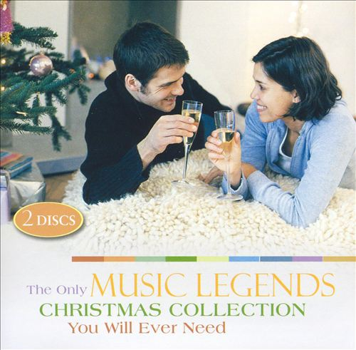 The Only Music Legends Christmas Collection You Will Ever Need