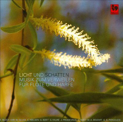 Licht und Schatten: Musik zum Verweilen für Flöte und Harfe