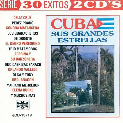 Cuba: Sus Grandes Estrellas