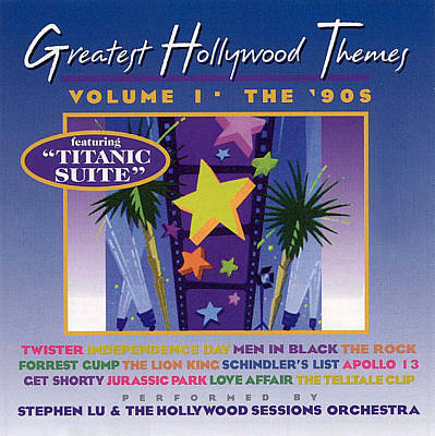 Greatest Hollywood Themes, Vol. 1: The 90's