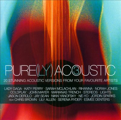 Pure(ly) Acoustic, Vol. 3